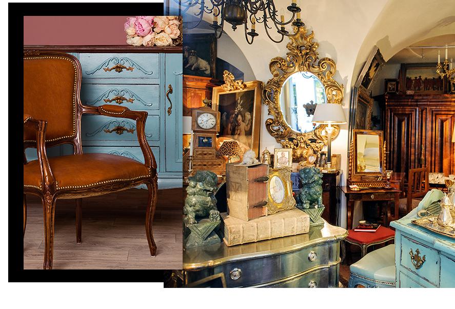 Vender móveis antigos em Lisboa