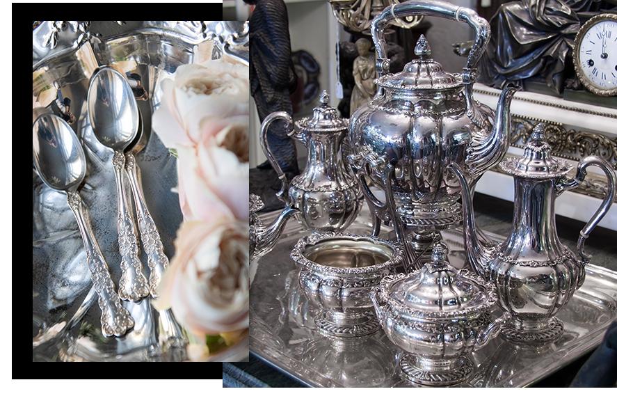 Compra e venda de prata em Lisboa, Cascais, Sintra e Oeiras