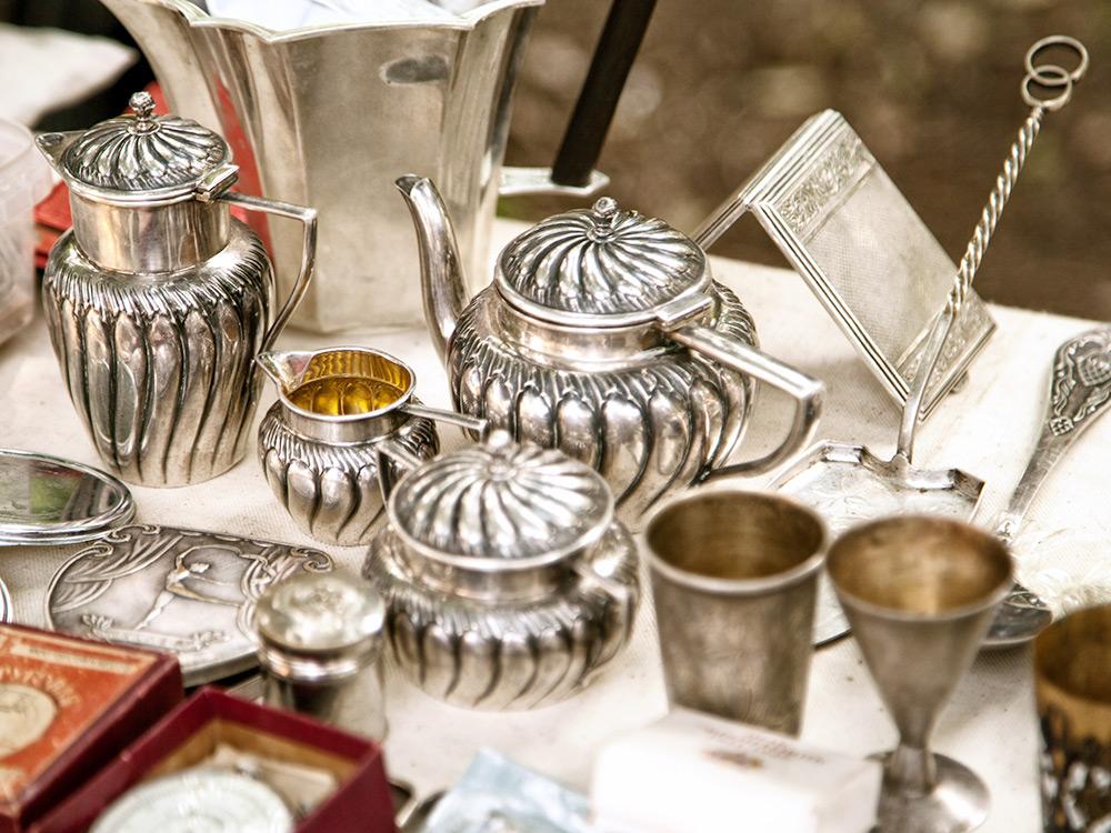 Onde vender prata em Lisboa, Cascais, Sintra e Oeiras